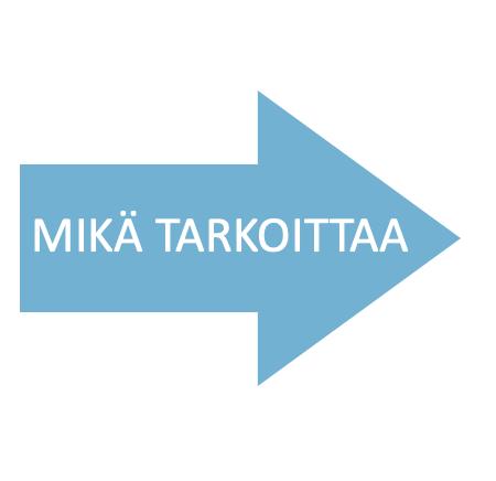 Mika tarkoittaa